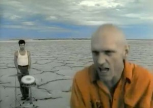 Midnight Oil - Blue Sky Mine
