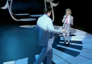 Bonnie Tyler & Shakin' Stevens - Rockin' Good Way (To Mess Around And Fall In Love)