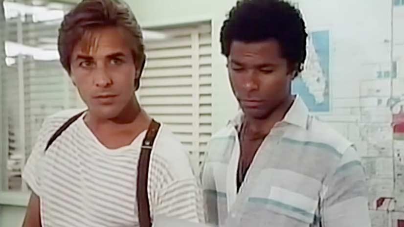 Jan Hammer - Miami Vice Theme - Official Music Video