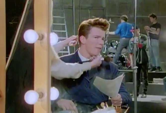 Rick Astley - Take Me to Your Heart - Official Music Video