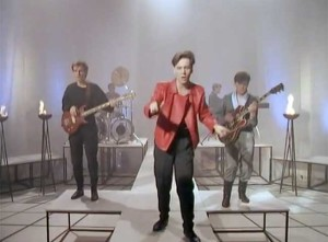 Simple Minds - Up On The Catwalk
