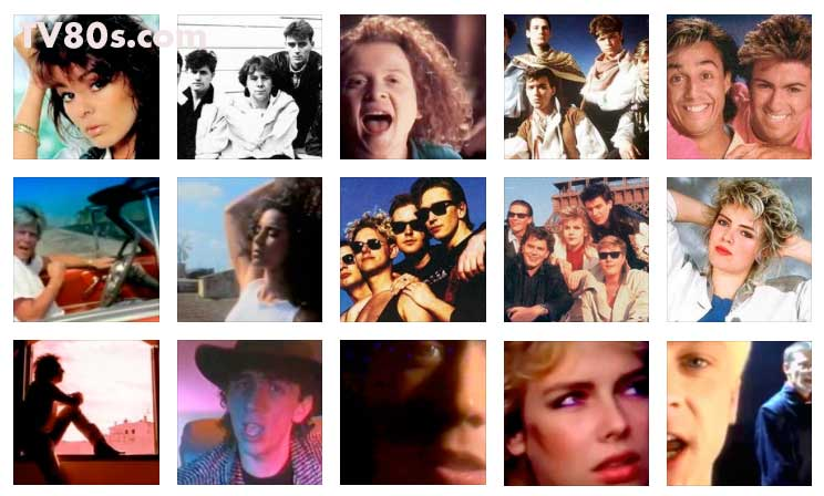 80s hits songs music videsos artists
