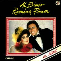 Al Bano & Romina Power - Ci sara' - Single Cover