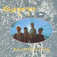 Kajagoogoo Turn Your Back On Me single cover