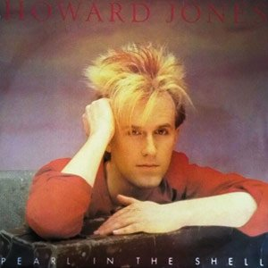 Howard Jones - Pearl In The Shell - single cover