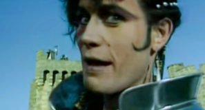 Adam & The Ants - Ant Rap - Official Music Video