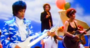 Prince and The Revolution - Raspberry Beret - Official Music Video