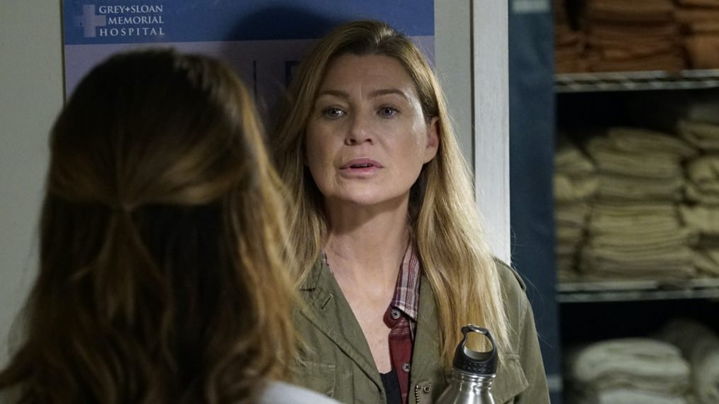 'Grey's Anatomy' Season 16 Episode 4: Meredith Grey ...