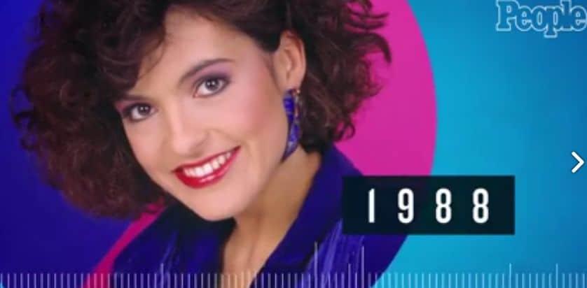 Mariska Hargitay's Evolution from '80s Glam to Law & Order ...