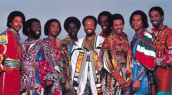 Earth Wind And Fire My Love