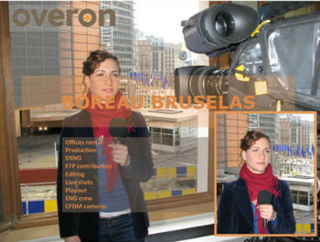 Overon: Broadcast facilities | live SNG uplink | Brussels ...