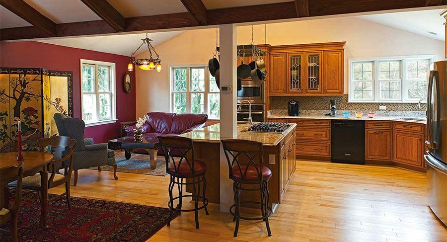 Family Room Versus Living Room