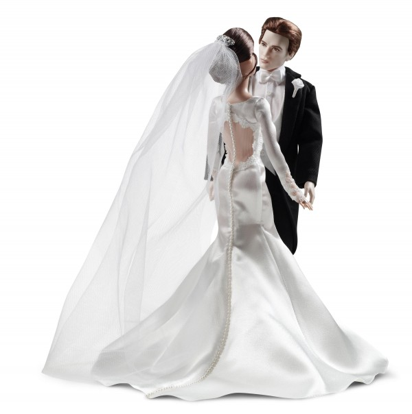 Wedding Day Barbie Ken Doll