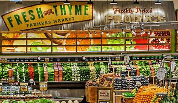 Old Thyme Farmers Market