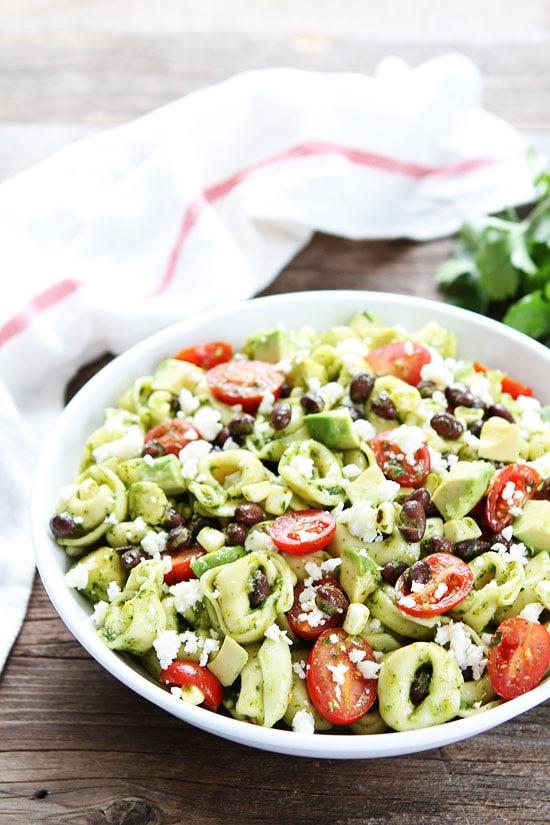 Main Dish Pasta Salad Recipes