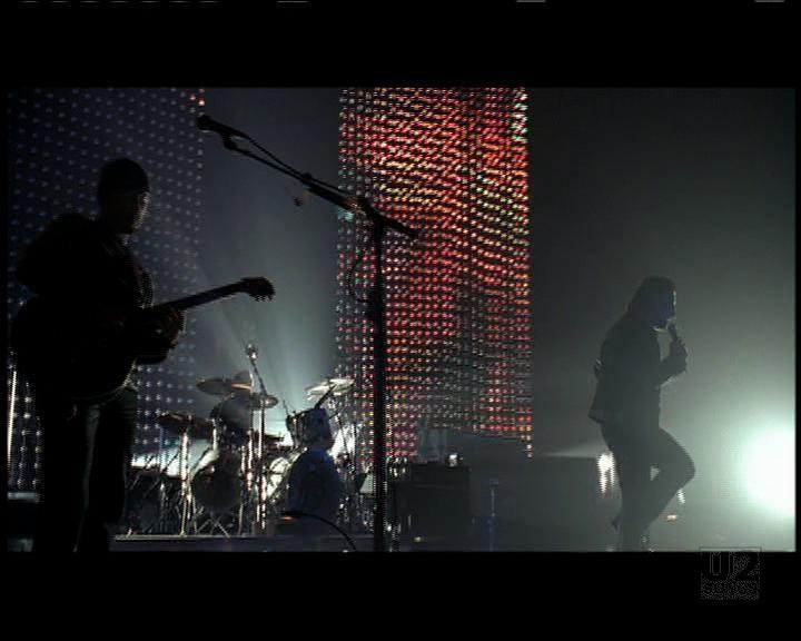 U2 City Blinding Lights