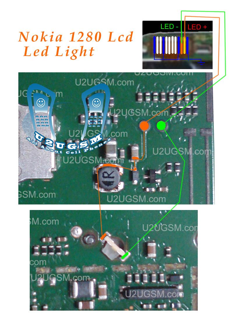 X1 Display Light Jumper