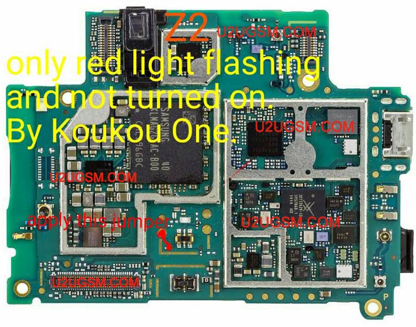 Z1 Display Light