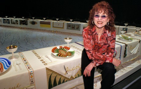 Judy Chicago, den feministiska konstens grand old lady