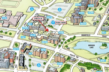 Amazing Towson Campus Map Images - Map Informations - revious.info