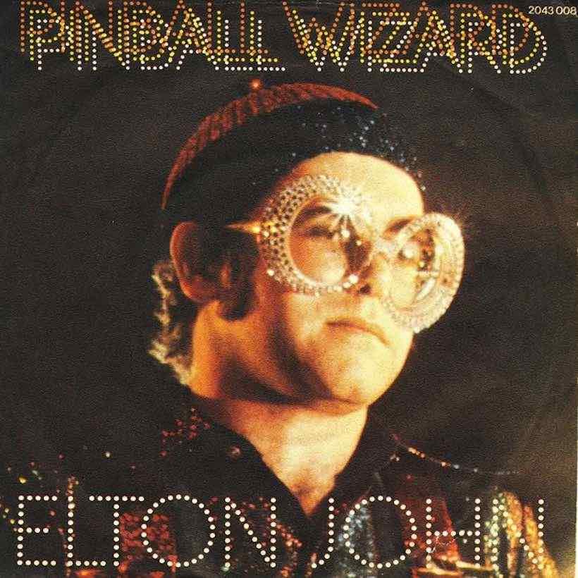 John Elton Wizard Pinball