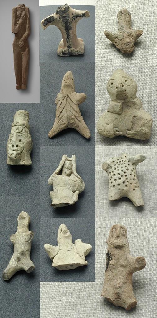 Dura Europos Statues Mesopotamia Sumerian Culture 171 Ufo