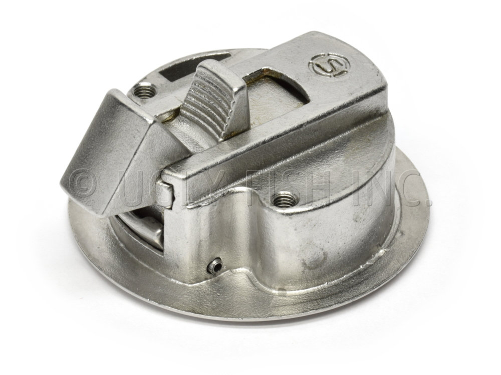 Southco 2 5 Quot Large Push To Close Slam Latch In Stainless
