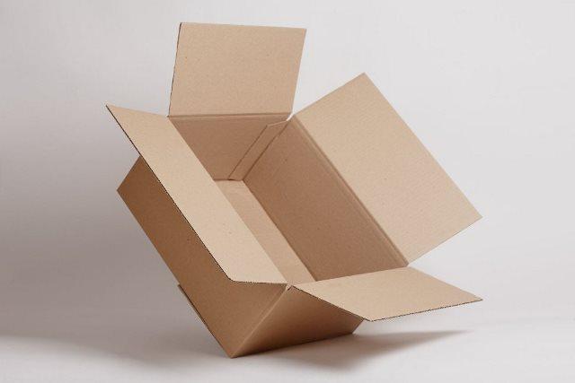002 Гофрленген картон қорап