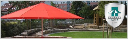 GIANT UMBRELLAS   LARGE COMMERCIAL UMBRELLAS   LARGE PATIO UMBRELLAS Giant Commercial Umbrellas  Giant Patio Umbrellas  Uhlmann Giant Umbrellas  Giant  Umbrellas by Uhlmann