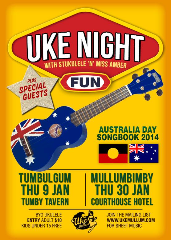Ukulele Chord Australia