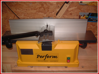 Perform S Bench Top Jointer