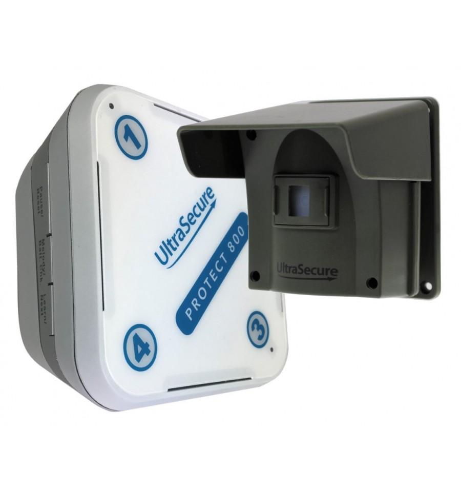 Alarms Wireless Driveway Range Long