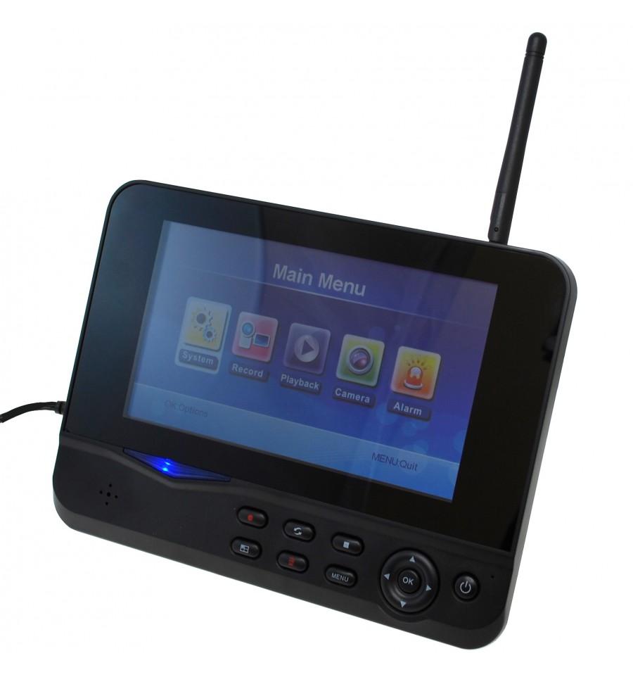 Cameras System Wireless Alarm