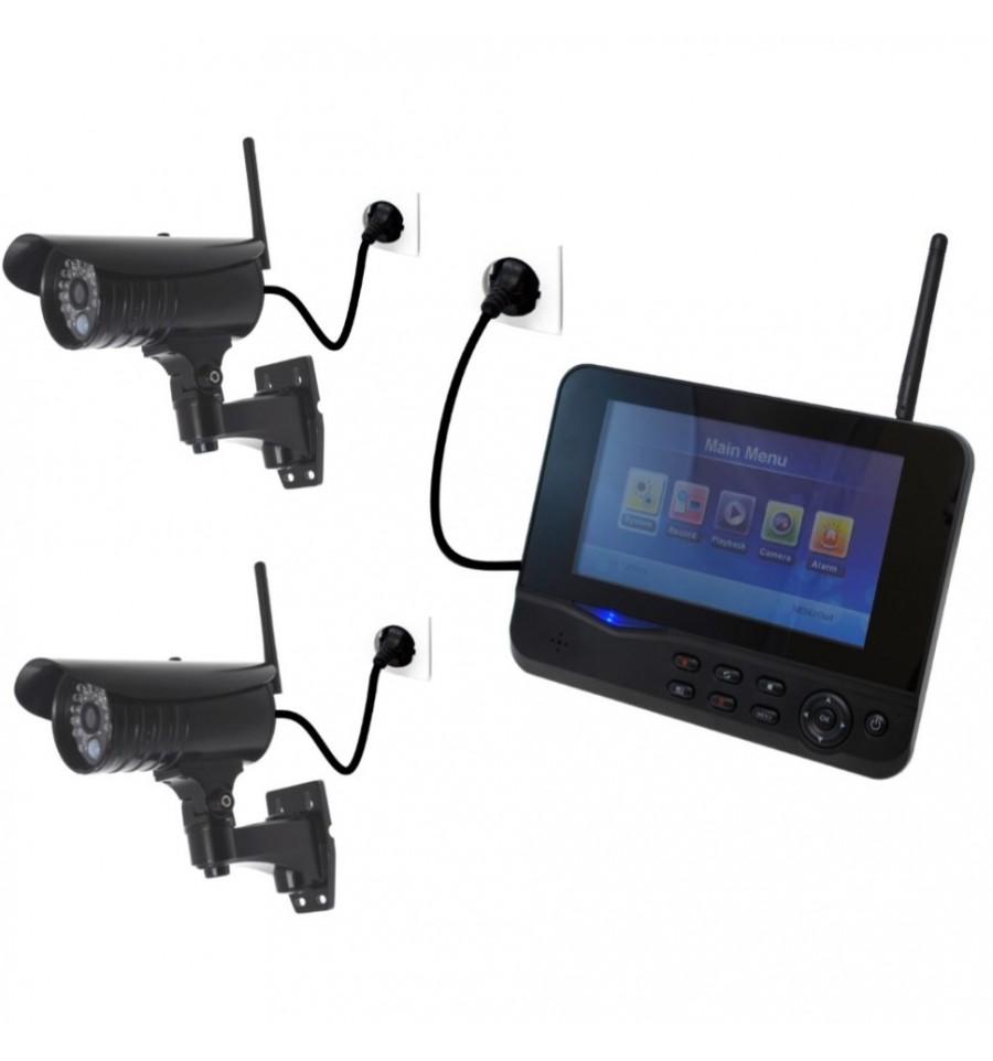 External Home Security Cameras