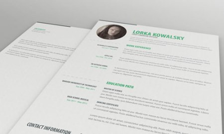 free simple resume template   Selo l ink co free simple resume template