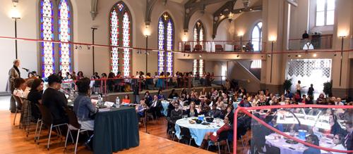 Power Panel Inspires Girls Women University Of Maryland