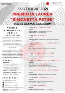 Perugia, AITA Umbria accende una luce sull'Afasia