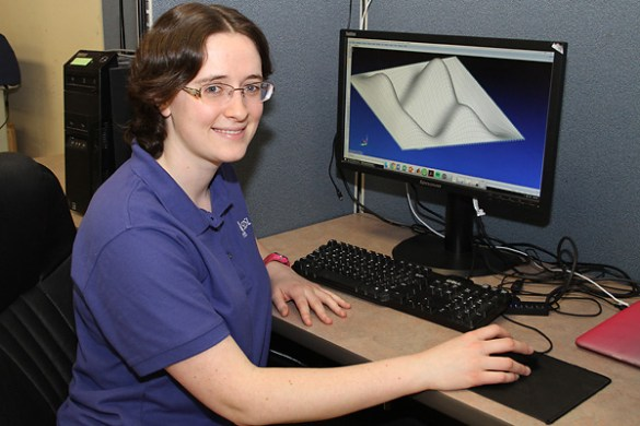 Students Win NSF Graduate Research Fellowships   UMass Lowell Debby Fowler