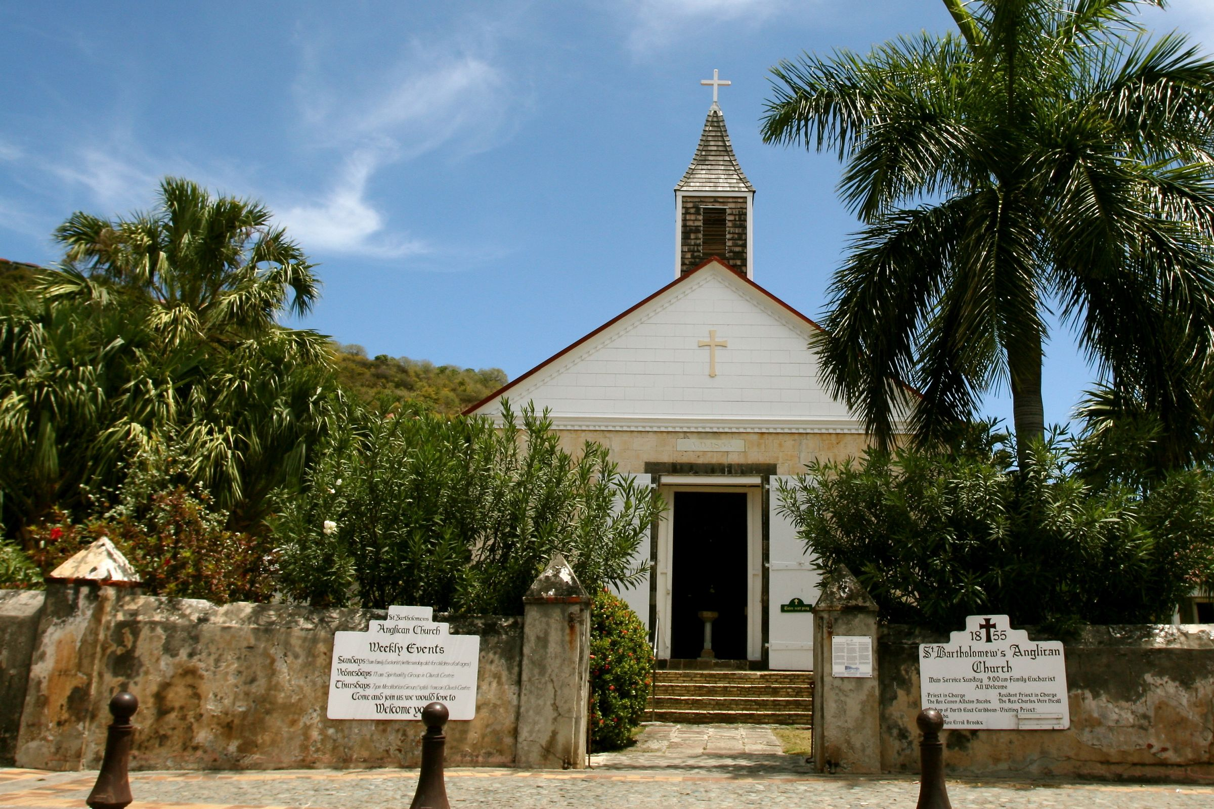 Churches And Bars Jamaica