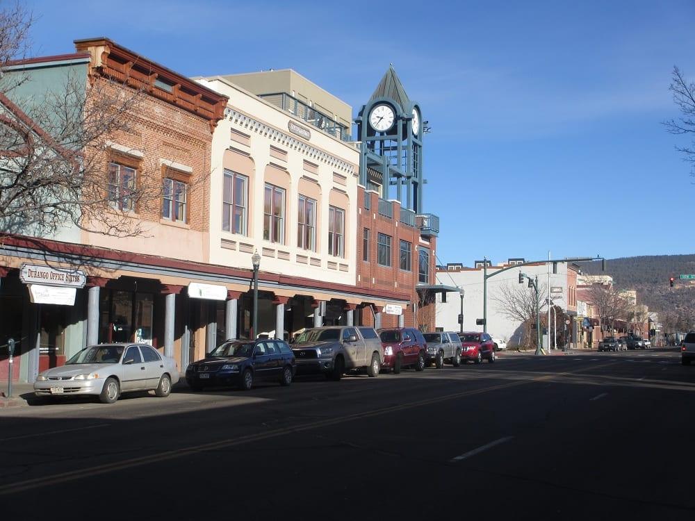 Downtown Restaurants Outdoor Seating