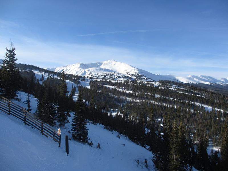 Summit County Ski Resort