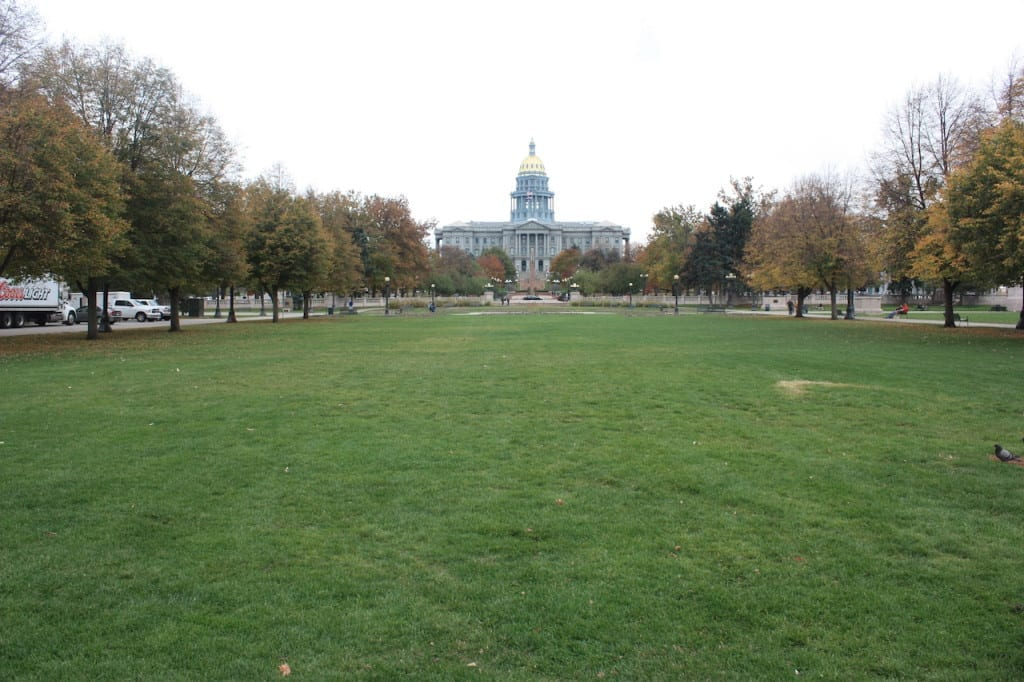 Civic Center Park Denver Colorado City And County Parks