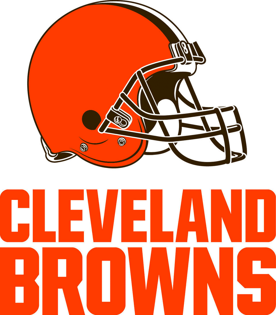 Brand New: New Logos for the Cleveland Browns