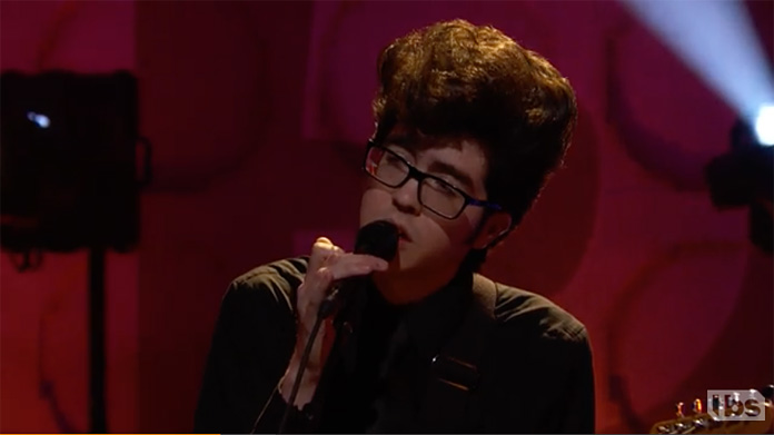 Watch Car Seat Headrest Perform  Unforgiving Girl  She s Not An   on     Watch Car Seat Headrest Perform    Unforgiving Girl  She s Not An     on    Conan