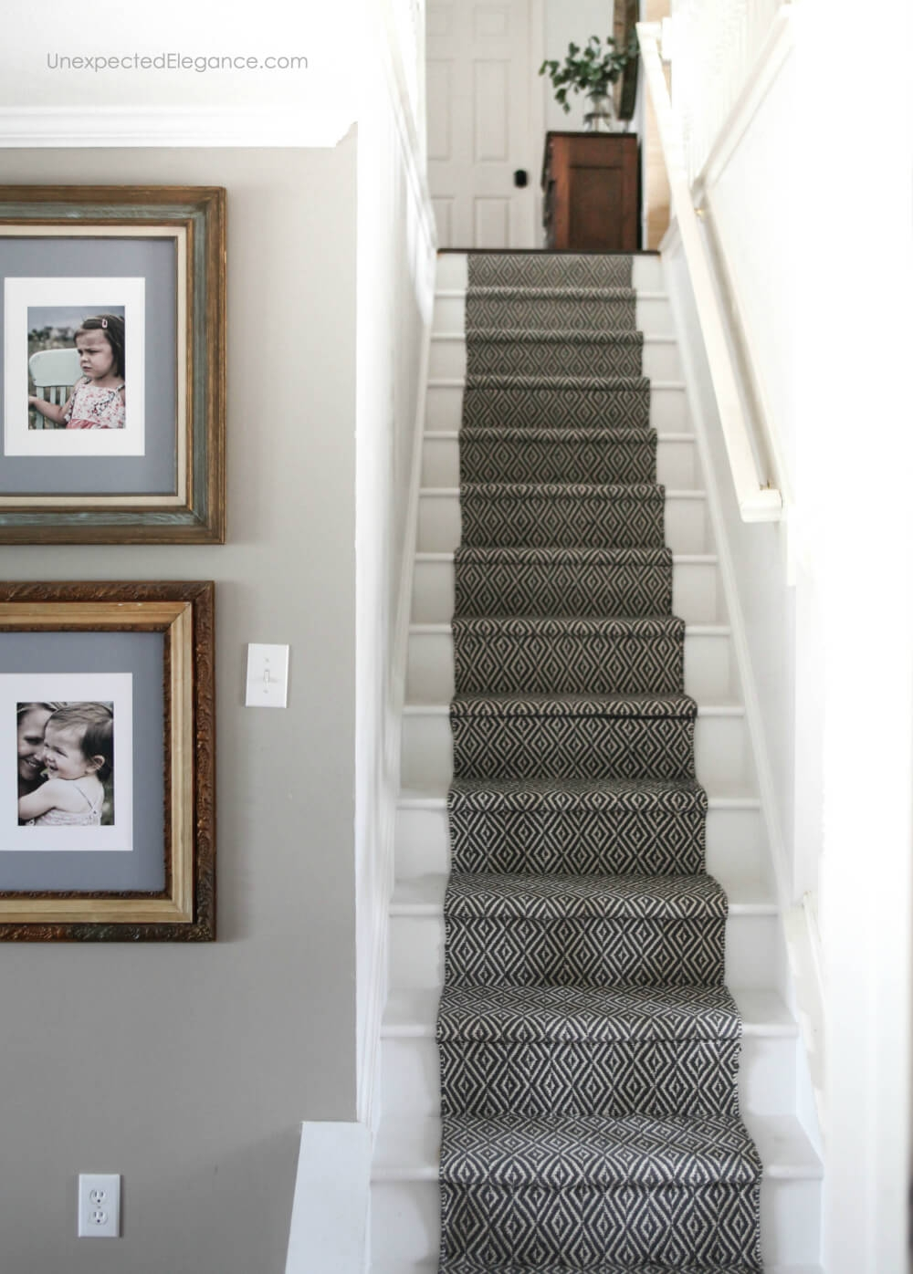 How To Replace Carpet With An Inexpensive Stair Runner For Around 100 | Carpet Runners For Steps | Good Quality Carpet | Starter Step Carpet Runner | Solid Colour | Hollywood | Light Grey