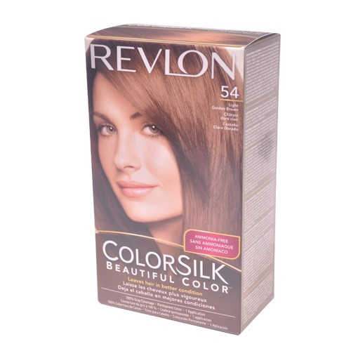 Revlon Colorsilk Hair Color Light Golden Brown 54 5g