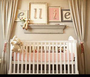 Bed Crowns And Canopies For The Baby S Crib
