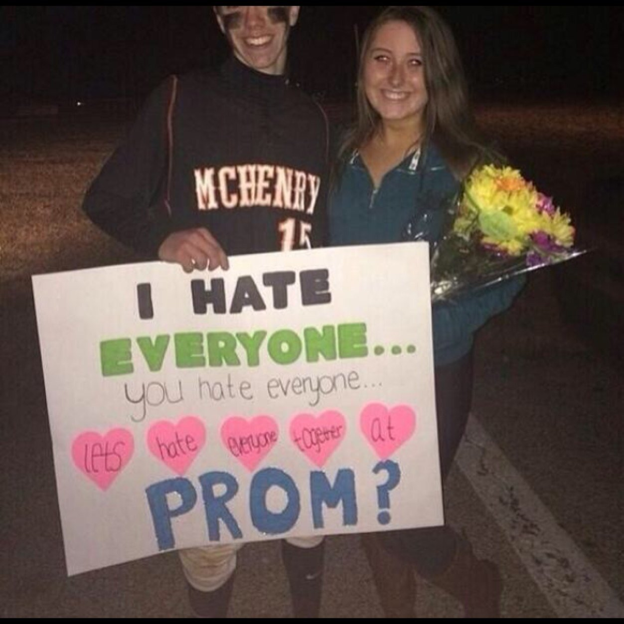 Creative ways to ask a girl to prom