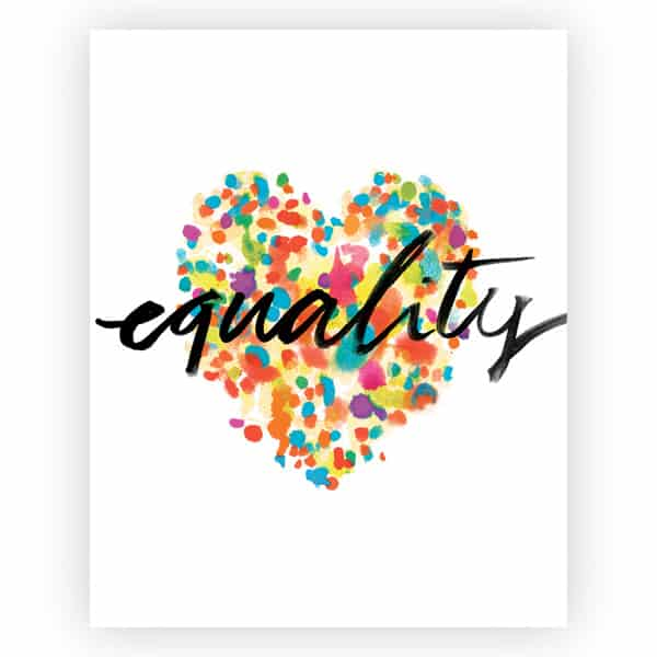 Equal Love Quotes
