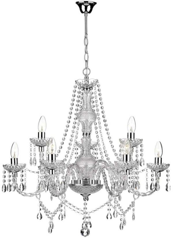 crystal chandelier traditional # 13